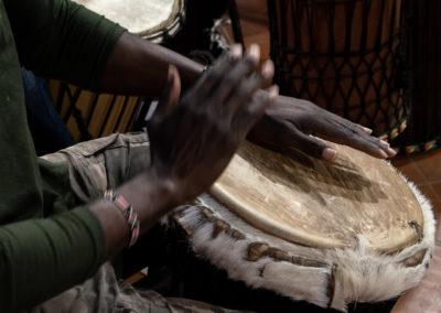 20200229_164945 Percussionando mani Ismaila