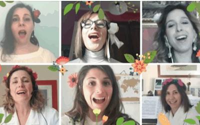 Coronavirus, Voci Vicine a Distanza: musica e partecipazione