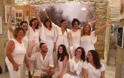 Canto ed emozioni: la masterlass Voci Vicine a Castell'Umberto