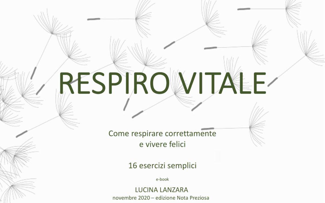 e-book RESPIRO VITALE