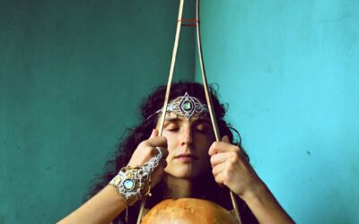 Canto indiano, Marta Mattalia a Palermo: l'intervista e il concerto a Casa di Violetta