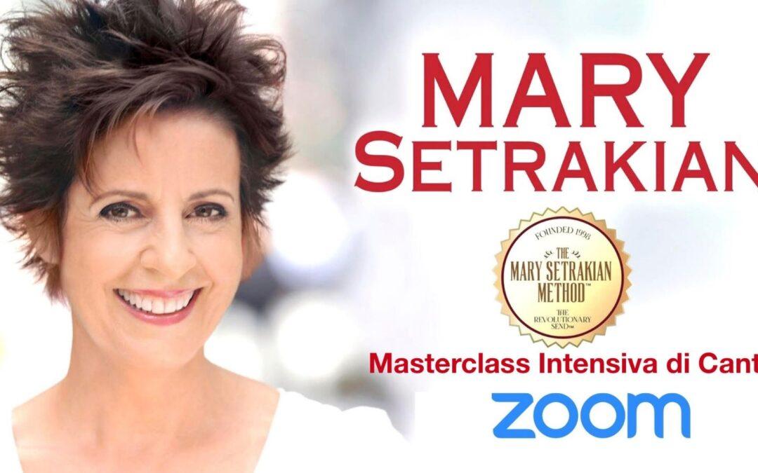 Partecipa al Webinar gratuito con Mary Setrakian!